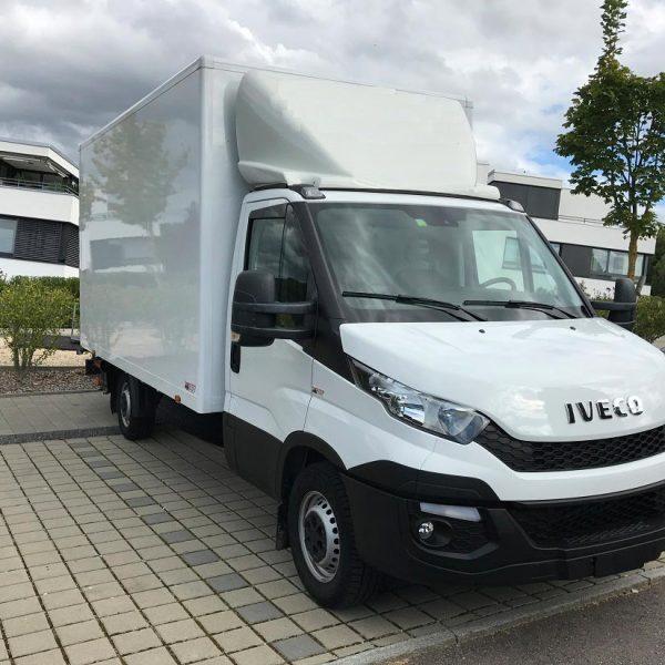 Umzugswagen-Transporter-Iveco
