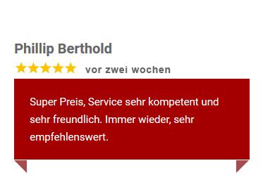 Kundenbewertung-Berthold